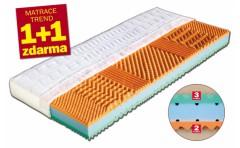 Matrace Dřevočal MALAGA 1+1 ZDARMA (cena za ks 4683,-)